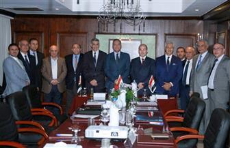 الجمعية العمومية لشركة الجسر العربي تقر مشروع الموازنة التخطيطية للعام المالي 2018   صور
