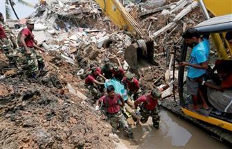مقتل 5 أطفال جراء انهيارات أرضية ناجمة عن الأمطار في بنجلاديش