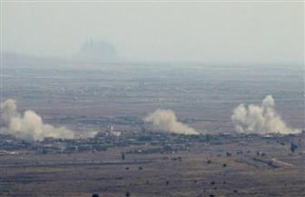 إسرائيل تقصف 3 مواقع للجيش السوري