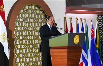 الرئيس السيسي يشارك في إحياء ذكرى مرور 75 عامًا على معركة العلمين| صور