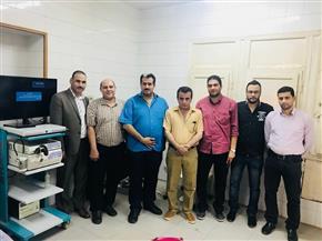 منظار جديد للجهاز الهضمي يدخل الخدمة بمستشفى المنشاوي العام بطنطا| صور
