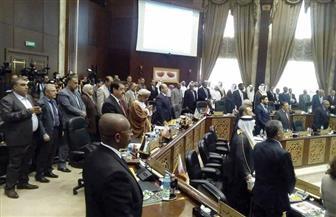 مجلس وزراء النقل العرب يقف دقيقة حدادًا على أرواح شهداء الواحات