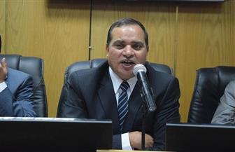 رئيس جامعة سوهاج يناقش بالقاهرة إنشاء مركز لتدريب قيادات الإدارة المحلية