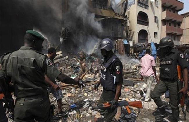 مقتل 13 شخصًا وإصابة 16 آخرين في ثلاثة هجمات انتحارية بنيجيريا -