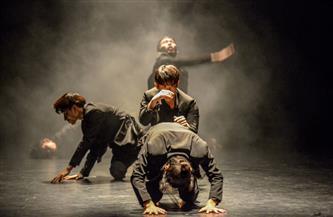 رقص كوري حديث احتفالًا بالذكرى الثالثة لافتتاح المركز الثقافي الكوري