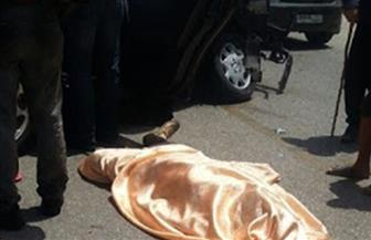 """مصرع طفل وإصابة والده صدمتهما سيارة على طريق """"القاهرة - الإسكندرية الزراعي"""""""