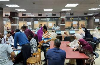 محافظ سوهاج: افتتاح المركز التكنولوجي لخدمة المواطنين بمدينة أخميم   صور