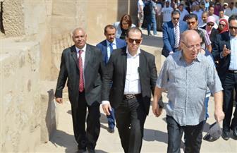 افتتاح الأيام الثقافية التونسية بالأقصر مساء اليوم  بحضور وزيري ثقافة البلدين | صور