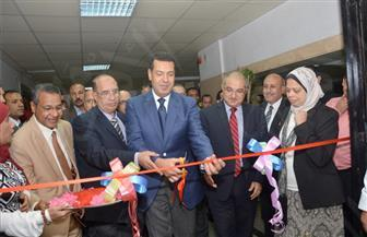 جامعة أسيوط تفتتح ثاني أكبر وحدة عناية مركزة للأطفال في الشرق الأوسط | صور