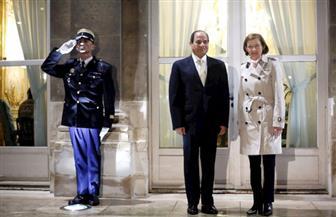 الرئيس السيسي يبحث التعاون العسكرى مع وزيرة الدفاع الفرنسية