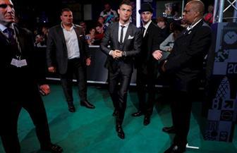 """كريستيانو رونالدو يفوز بجائزة """"جلوب سوكر"""" كأفضل لاعب في العالم"""