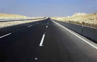 محافظ مطروح: تطوير وتوسعة طريق (العلمين ـ الضبعة) بطول 100 كيلو متر