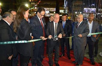 وزيرا الثقافة المصري والتونسي يفتتحان معرض الأقصر للكتاب بساحة سيدي أبو الحجاج | صور