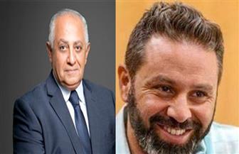 تكريم حازم إمام وحسن المستكاوي بجائزة محمد رشوان للأخلاق الرياضية