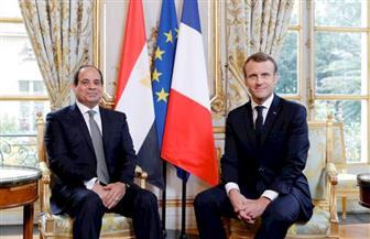 الرئيس السيسي وماكرون يشهدان توقيع 17 اتفاقية تعاون مشترك بين البلدين