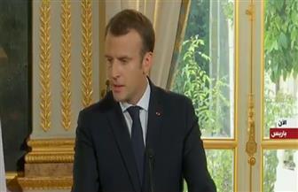 الرئيس الفرنسي يُشيد بفكرة منتدى الشباب العالمي بشرم الشيخ