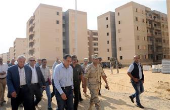 """وزير الإسكان: ضخ 12 مليار جنيه لصالح مشروع """"دار مصر"""""""