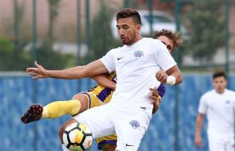 """تريزيجيه يسجل هدفين ويقود """"قاسم باشا"""" للفوز بخماسية على """"نيجدي بيلدي"""" في كأس تركيا"""