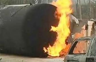أربعة قتلى جراء انفجار خزان مازوت في بيروت