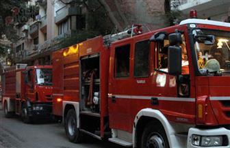 كسر في ماسورة غاز بمنطقة حدائق القبة.. والشرطة تسيطر بدون إصابات