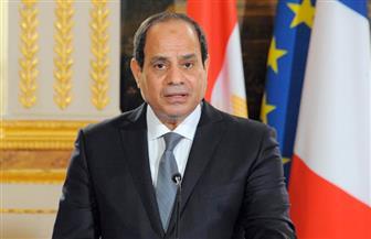 اهتمام إعلامي عربي ودولي بتصريحات الرئيس السيسي خلال المؤتمر الصحفي مع ماكرون