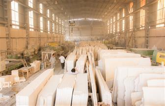 شعبة المحاجر: 4 حوافز للمصانع المنتجة والمصدرة للرخام لزيادة الصادرات