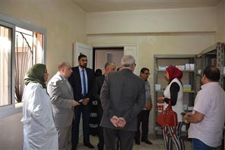 افتتاح تجريبي لعيادة بلتاج للتأمين الصحي في مركز قطور | صور