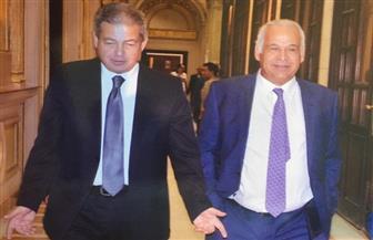 """""""عامر"""": قانونا """"الرياضة"""" و""""الهيئات الشبابية"""" وضعا نهاية لغالبية مشاكل القطاع"""