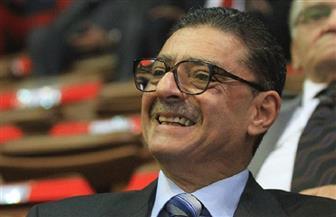 طاهر يحضر مران الأهلي استعدادًا للوداد المغربي