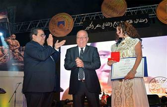 وزير الثقافة في حفل تكريم أبطال أكتوبر بالهناجر: مصر ستبقى قوية وعصية على كل أعدائها