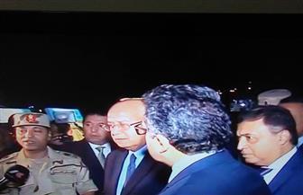 رئيس الوزراء يتفقد طريق الكباش ومعبد الأقصر| صور