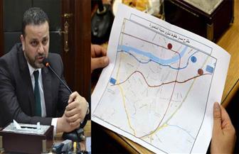 أحمد الشرقاوي: زيارة الرئيس لفرنسا أعطت الضوء الأخضر لتحقيق حلم إنشاء مشروع مترو أنفاق المنصورة