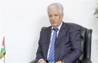 سفارة فلسطين بالقاهرة تقيم حفل وداع تكريمي للسفير جمال الشوبكي