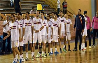 """""""يد الزمالك"""" يفوز على وداد سمارة المغربي ببطولة أفريقيا للأندية"""