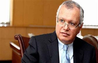 السفير محمد العرابي: توافق مصري ـ أمريكي على حل القضية الفلسطينية