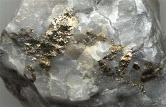 ضبط  1100 كيلو من أحجار الكوارتز بحوزة  منقب عن خام الذهب بمرسى علم