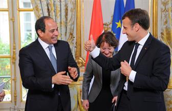 16 اتفاقية وتعاون سياسي واقتصادي وعسكري..حصاد زيارة الرئيس السيسي لباريس