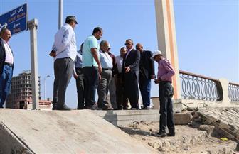 محافظ كفر الشيخ يتفقد قسم شرطة المسطحات الجديد وبوغاز البرلس | صور