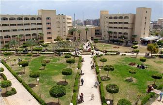 وفد من اتحاد الجامعات العربية في زيارة لسفارة المعرفة التابعة لمكتبة الإسكندرية بجامعة دمياط