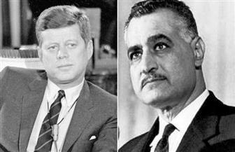 """عبد الناصر وإسرائيل.. """"كلمة السر"""" في وثائق اغتيال كينيدي"""
