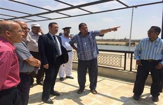 انتهاء تنفيذ ترعة الشيخ جابر الصباح وسحارة ترعة السلام بمشروع تنمية شمال سيناء | صور