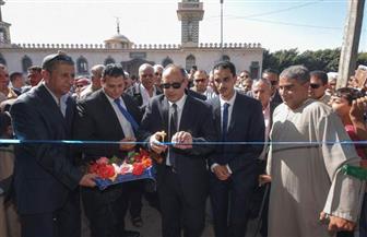 محافظ الإسكندرية يفتتح مركز إسعاف بقرية المهاجرين لخدمة قرى ترعة المحمودية  صور