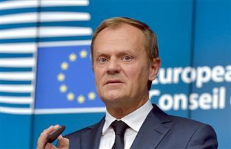 توسك: ننتظر رسالة تطالب بتمديد عضوية بريطانيا في الاتحاد الأوروبي