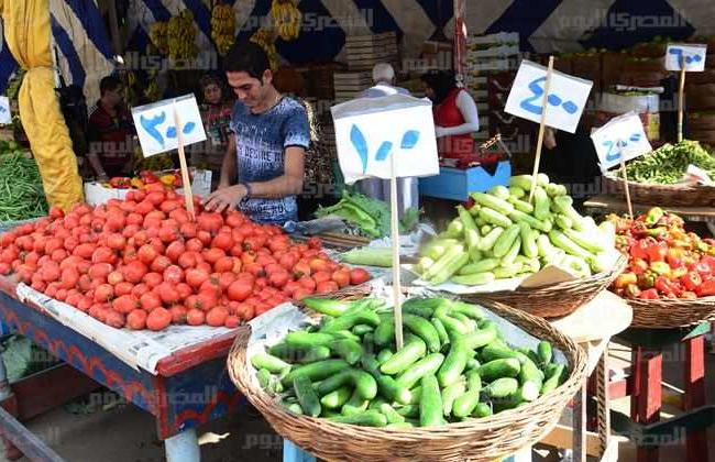 أسعار الخضراوات والفاكهة اليوم السبت 17-3-2018 -