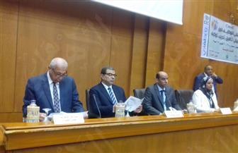 وزير القوى العاملة يفتتح الملتقى الأول لتوظيف الشباب بأسوان | صور