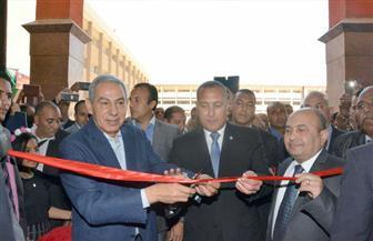 وزير التجارة يفتتح مجمع مراكز التدريب الفني والمهني بالسويس