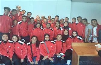 منتخب مصر للناشئين ينافس على برونزيتين في بطولة العالم للكاراتيه
