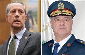 أمريكا ولبنان يبحثان تعزيز التعاون العسكري بين البلدين