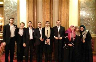 """""""هارموني باند"""" فرقة موسيقية لبنانية للتعبير عن جوهر الإسلام بلغة العصر"""