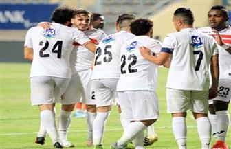 22 لاعبًا في قائمة الزمالك لمباراة الحرس في كأس مصر
